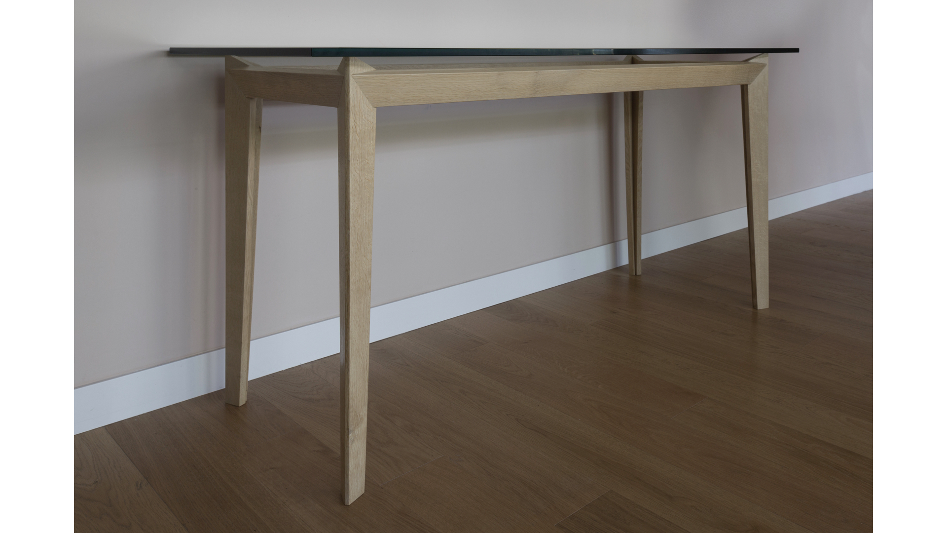 Monti Console Table iii | © Bernardo Guillermo Studio