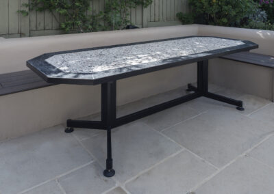 Terrazzo Outdoor Dining Table